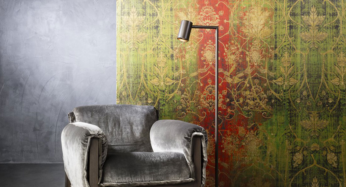 Alchemy: Transform your walls into precious metal